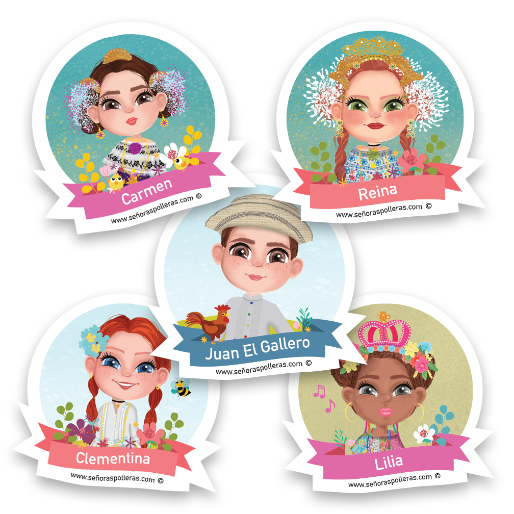 5-stickers-pack-a